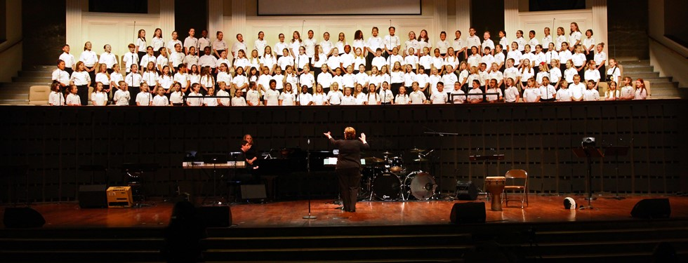 Honor choir 5/17